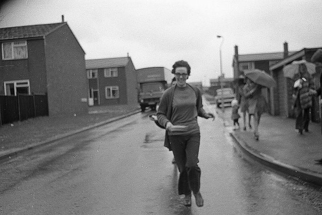 Now Run round the Estate | CHAD A295-18A (1972)
