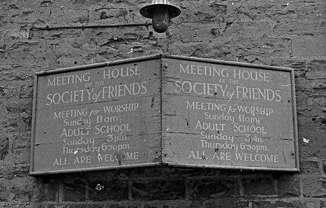 Friends Meeting House - Mansfield