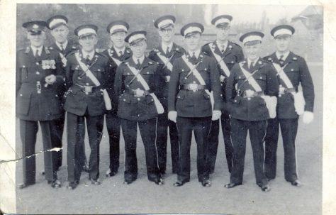Mansfield Colliery St Johns Ambulance - 1960's
