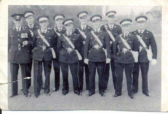 Mansfield Colliery St Johns Ambulance - 1960's