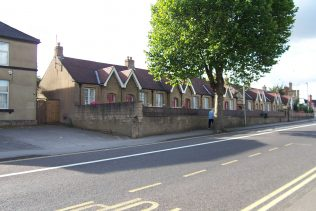 Nottingham Road Almshouses