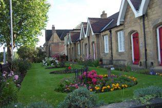 Nottingham Road Almshouses 2