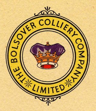 Bolsover Colliery Logo