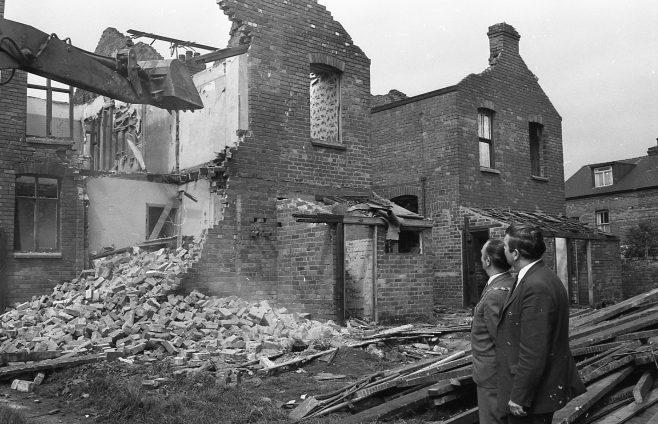 Demolition Newcastle Street | Chad B+1869 19