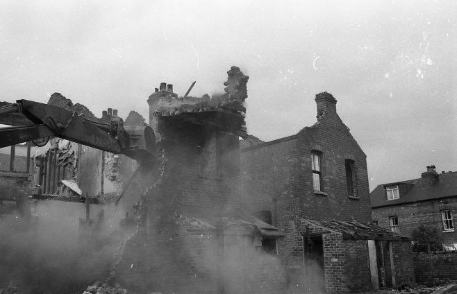 Demolition Newcastle Street | Chad B+1869 20