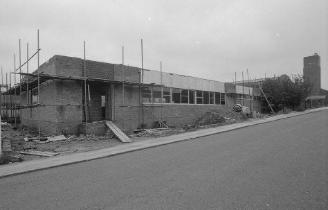 Sherwood Colliery Welfare