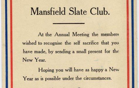 Mansfield Slate Club