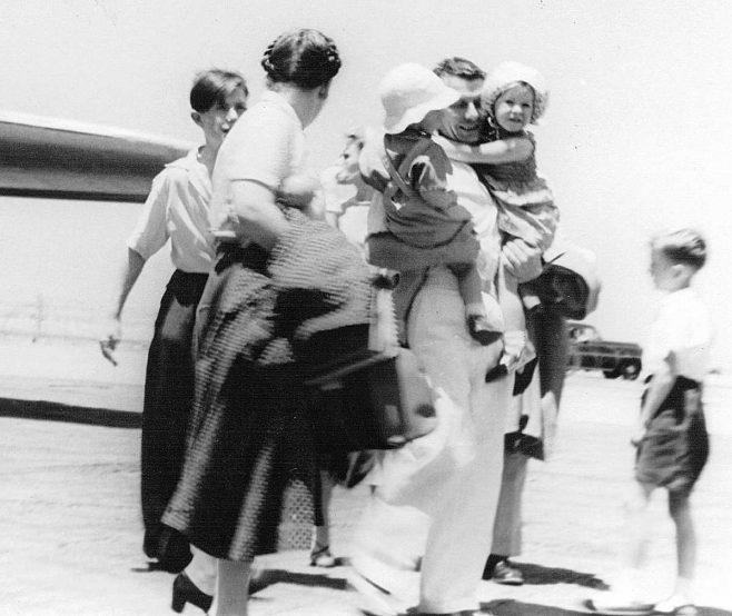 Arrival in Bahrain 1955 | E M Gorner