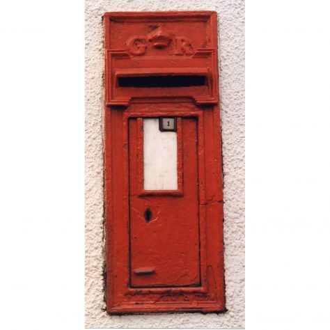 King George V Wall Box (Modified Aperture) | Malcolm Marples