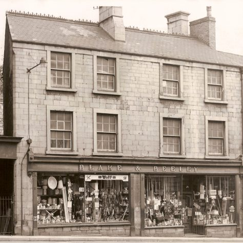 Mansfield's Changing High Street