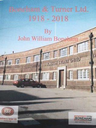 Boneham & Turner Ltd. 1918-2018