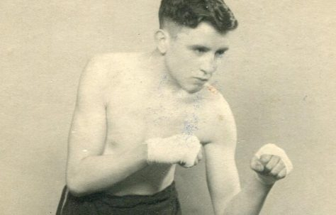 Boxing - Roy Crofts