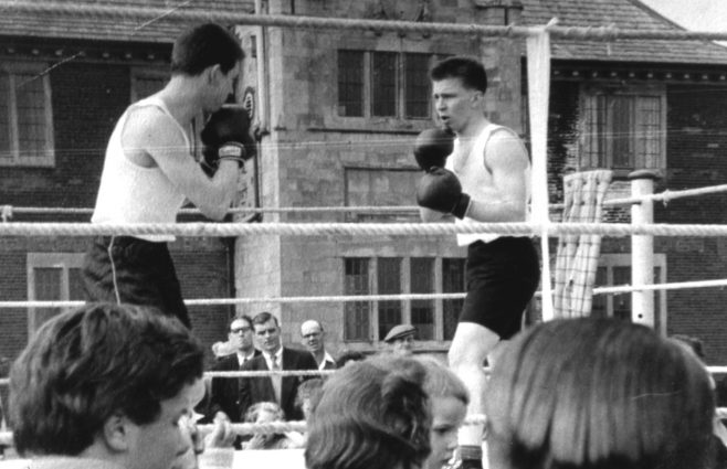 Memories of the Old Skittle Alley & the Boxing Club