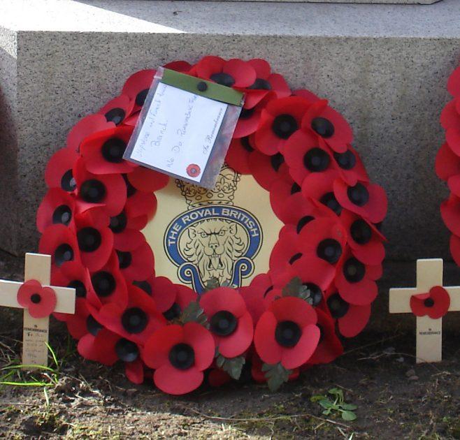 British Legion Memories