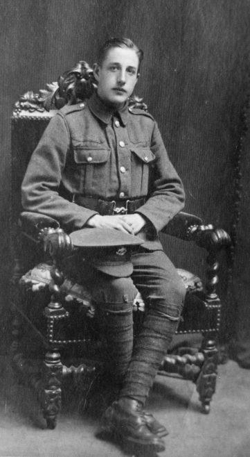 WW1 Thomas Bullock