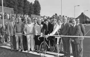Opening of Forest Town Sports Complex September 1988 | Chad B8709-12