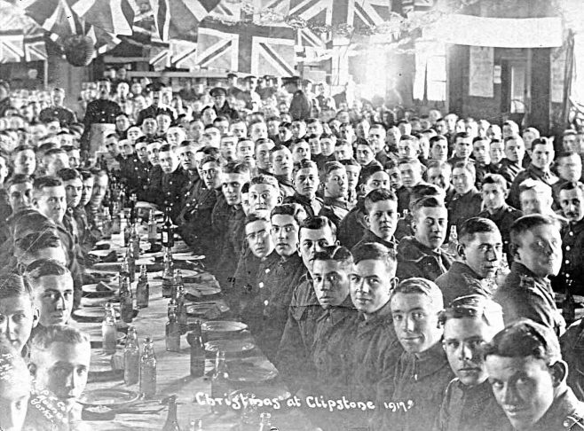 Christmas For The Soldiers | P Marples Collection