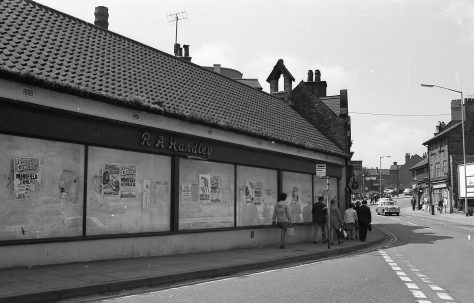 Mansfield Shops
