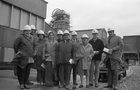 Mansfield Colliery Open Day