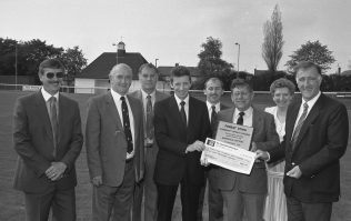 Opening of Forest Town Sports Complex September 1988 | Chad B8709-08
