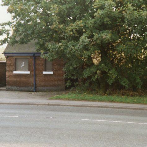 Public Convenience, Mansfield Road. | Malcolm Marples