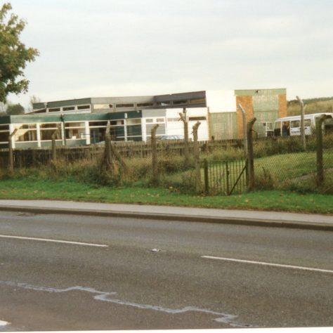 Scout Hut (No1 Clipstone Company), Mansfield Road | Malcolm Marples
