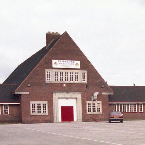 Clipstone Social Club, Mansfield Road | Malcolm Marples