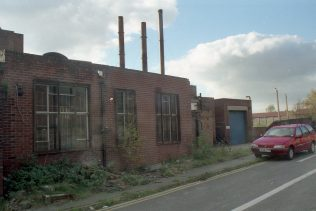 Boiler House still in use, but has the appearance of being derelict. | Malcolm Marples