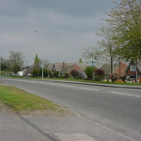 Clipstone Road 2002 | Malcolm Marples