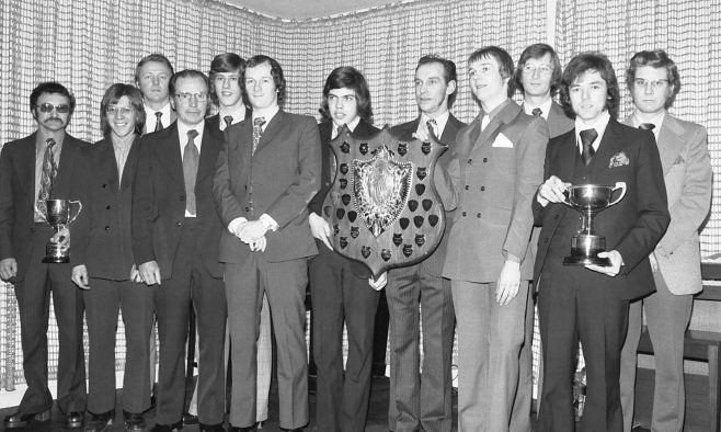 North Notts Cycling Awards 1976 | Chad E2281A