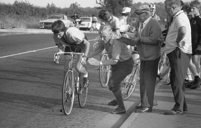 North Notts Time Trial 1974 | Chad E2281A