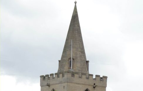 Mansfield Religion