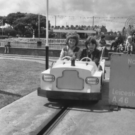 Mansfield Colliery Trip To The Seaside - June 1975