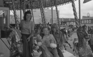 On The Merry-go-Round | Chad D2993F19