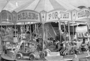 All the fun of the fair - roundabout example | D Johnson