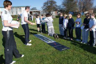 Mansfield Schools Tri-Athletics Challenge