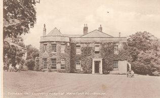 Debdale Hall | Mansfield Museum