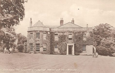 Debdale Hall Recovery Hospital