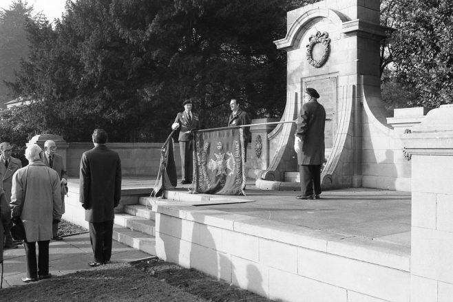 No 4 - Royal British Legion Wreath Laying - 1976 | CHAD E3677 - 33
