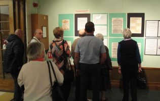 Clipstone Camp Exhibition