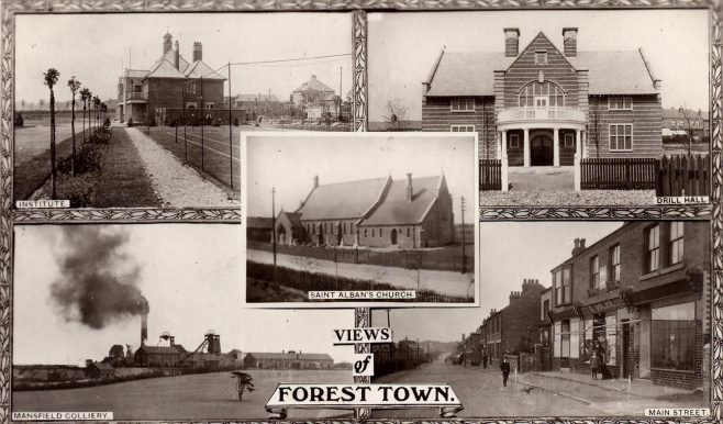 Forest Town | S. Osler