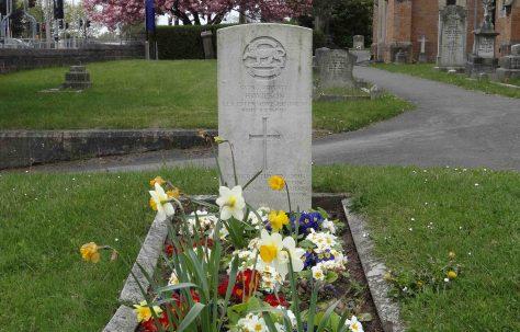 War Grave Mystery