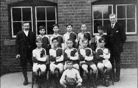 Forest Town School 1921