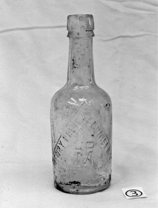 Old Mansfield Bottles