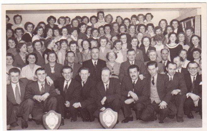 F W Woolworth 1955/1956