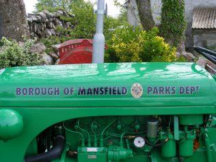 Restoration of a Ferguson TEF 20 Tractor