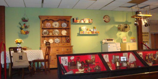 Kitchen display and showcases | P Marples