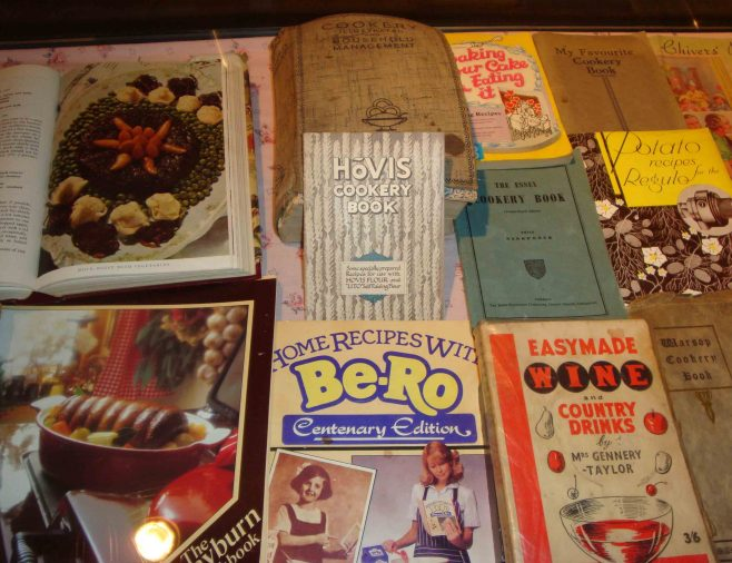 Do you remember the Be-Ro book? | P Marples