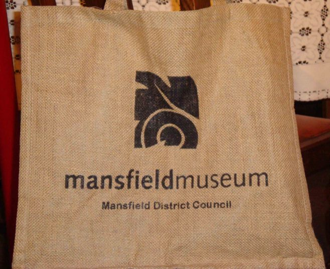 Shopping bag, what every housewife needs. | P Marples