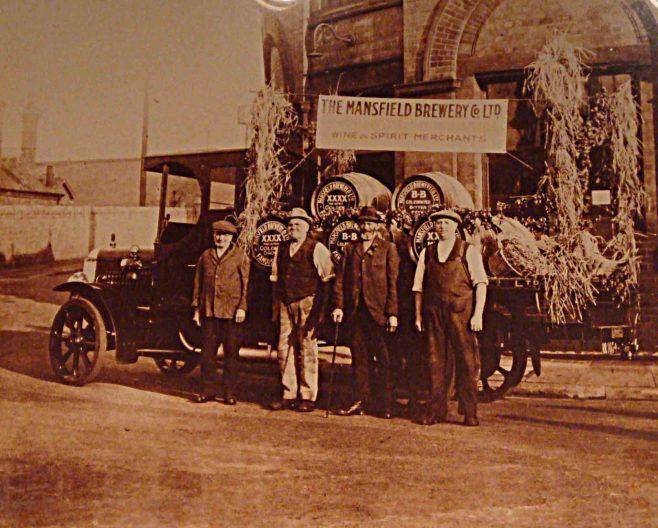 Mansfield Brewery | P Marples